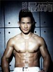 搏击冠军杨建平时尚写真 演绎终极斗士力量之美