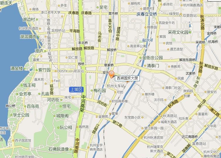 距世界文化遗产西湖及吴山风景区仅2公里.