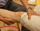 膝关节损伤的处理方法