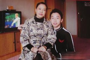 邹凯和妈妈