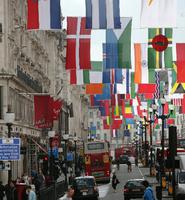伦敦摄政街