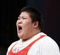 女举75+KG级周璐璐破世界纪录夺冠