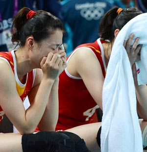 海阔天空 2012年伦敦奥运会中国代表队奖牌榜之十一 原创