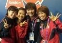 创造历史的日本乒乓球女队