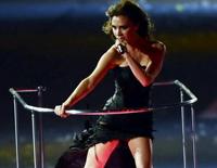 奥运会隆重闭幕 维多利亚激情献唱