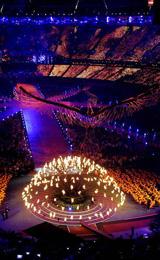 伦敦奥运闭幕式