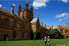 悉尼大学 澳洲八大名校;澳洲八大;澳洲大学