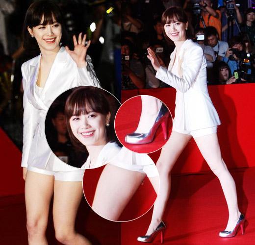 釜山电影节开幕 汤唯张柏芝红毯争霸 搜狐女人