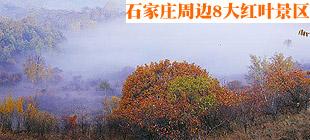 石家庄周边8大景区观红叶