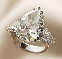 2012年1月郭晶晶和霍启刚伦敦购买婚礼装备