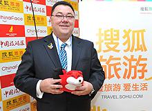 南非旅游局亚太区总经理白文博