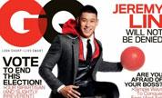 组图:林书豪登《GQ》杂志封面 左手运球潮人范