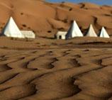 """撒哈拉大沙漠深处有个""""火星酒店"""""""