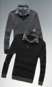 韩版线衣男针织衫男士毛衣