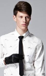 GXG新款潮流气质百搭衬衫