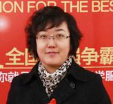 东方国际教育交流中心总经理韩悦