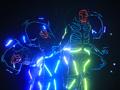 奇幻舞团荧光舞设备升级堪比世界顶级水平
