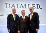 戴姆勒与北汽建销售公司