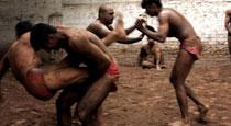 原始格斗:揭秘巴基斯坦泥地摔跤