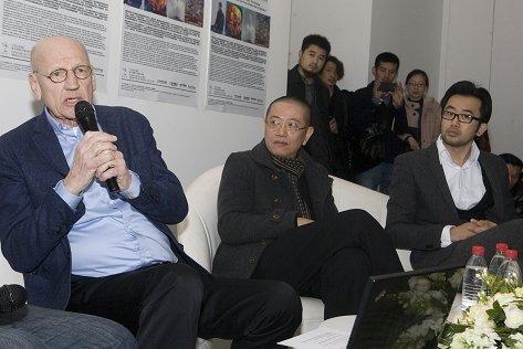 陈丹青 - 沧夫书法 - 沧夫书法的博客