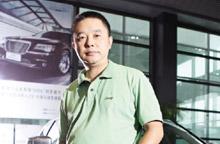 四川城市车辆jeep4S店总经理杨军