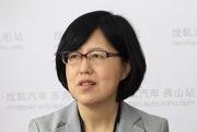郑津兰:阿斯顿马丁拉共达(中国)汽车销售有限公司中国区总裁