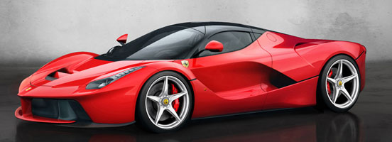 LaFerrari拥有法拉利量产车型中最出色的性能