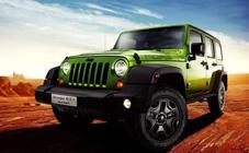 重庆车展Jeep全系团购招募