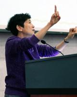 南京示范大学学前教育研究所所长兼学前教育系主任许卓娅