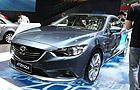 全新马自达Mazda6