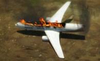目击者称坠机系着陆事故