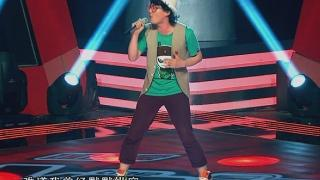 《中国好声音第二季学员金曲》第一期 丁克森《Bad Boy》