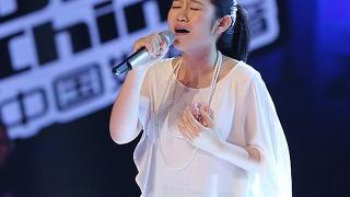 《中国好声音第二季学员金曲》第二期 萱萱《残酷月光》