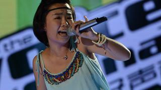 《中国好声音第二季学员金曲》第四期  吴木蓝《早安晨之美》