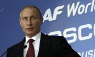 开幕式 俄罗斯总统普京致辞