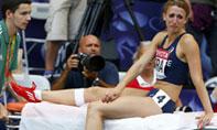 牙买加短跑女皇领衔夺冠