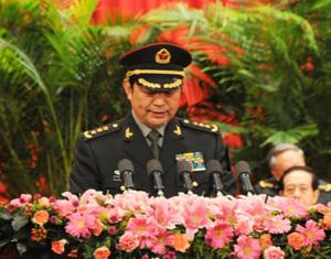 军委高层亲赴黑吉辽视察边防