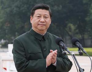 习近平:军委带头不搞特殊化