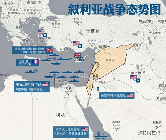 叙利亚战事或引爆新一轮金融危机图片 148771 538x453