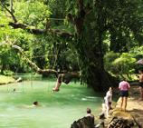 老挝漂流记