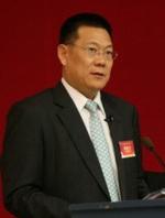 广东外语外贸大学校长 仲伟合教授
