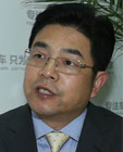 斯巴鲁中国董事副总经理李金勇