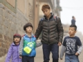 《爸爸去哪儿》20131129 田亮代班受挫频叫苦 海岛探险吓坏萌娃
