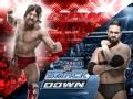 WWE美式经典摔跤娱乐秀综艺节目