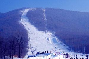 吉林北大壶滑雪场