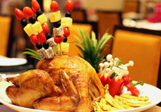 五洲皇冠国际酒店 享平安夜晚宴得免费住房