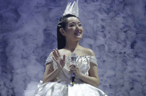 2014杨钰莹广州演唱会-搜狐音乐