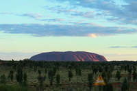 澳洲埃尔斯岩