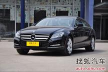 奔驰CLS级最高优惠10.4万