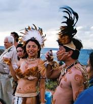 复活节岛婚礼